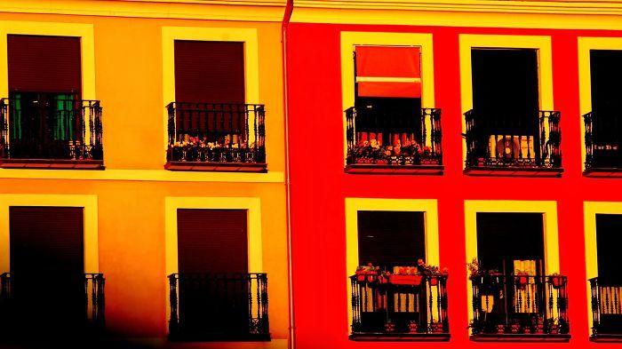 Valladolid colour!