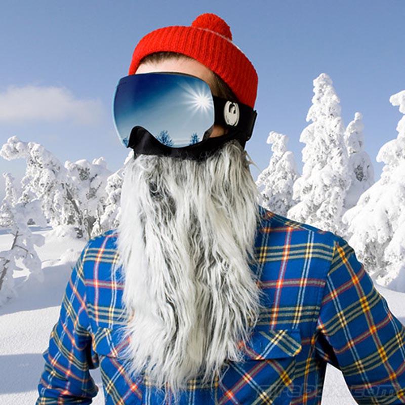 Лыжная борода