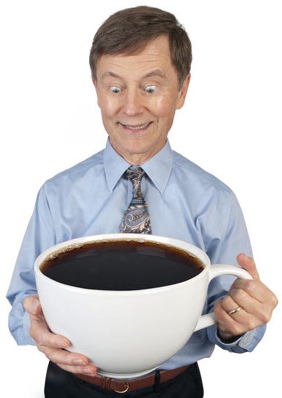 Утреннее кофепитие