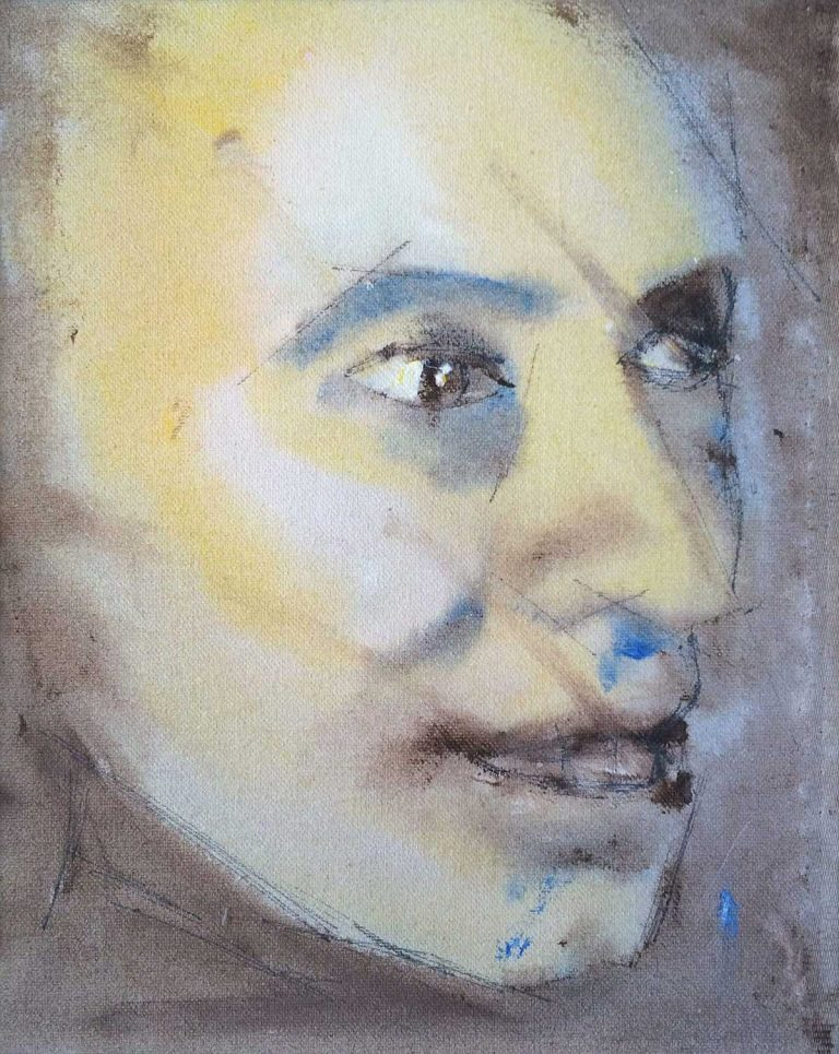 David-Bowie-paintings-DHead-portrait-of-Mike-Garsonp-768x965.jpg