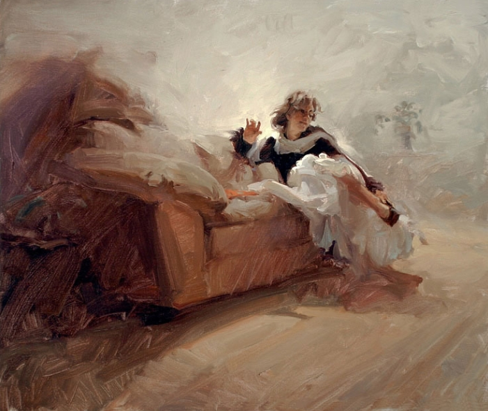 Kim English 1957 - American Plein-Air painter - Tutt'Art@ (20)