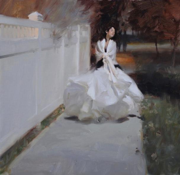 Kim English 1957 - American Plein-Air painter - Tutt'Art@ (8)