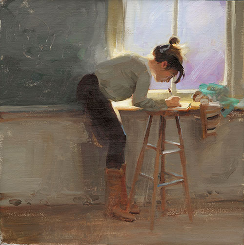 Kim English 1957 - American Plein-Air painter - Tutt'Art@ (4)