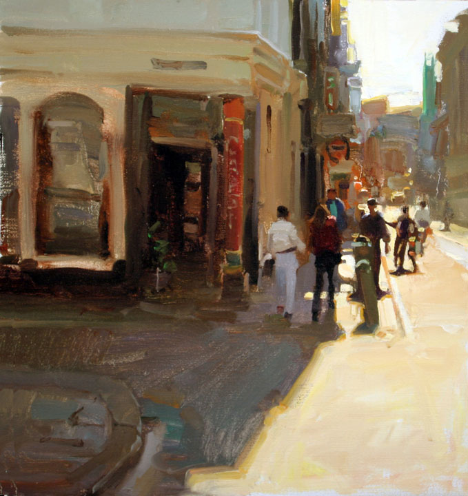Kim English 1957 - American Plein-Air painter - Tutt'Art@ (17)