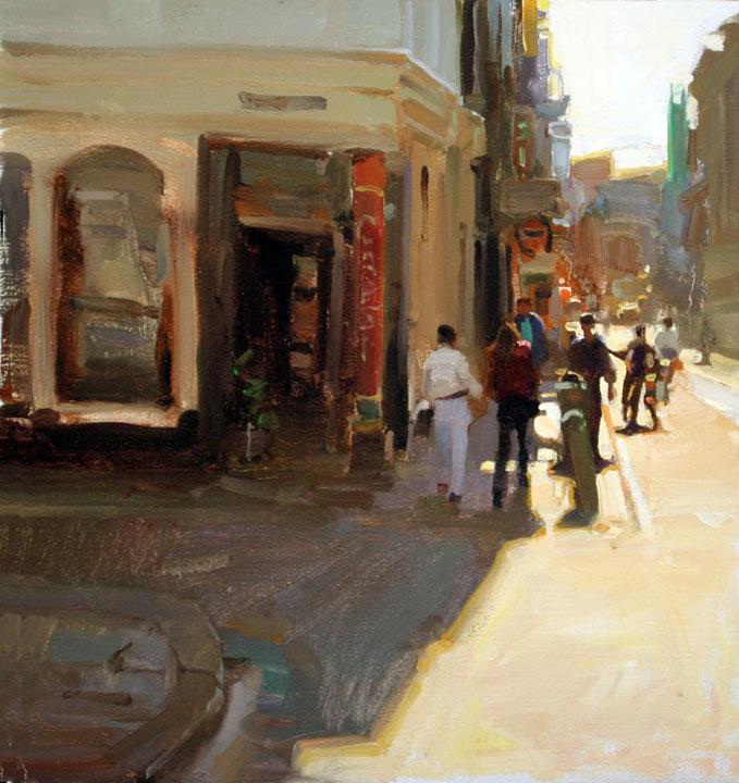 Kim English 1957 - American Plein-Air painter - Tutt'Art@ (17)