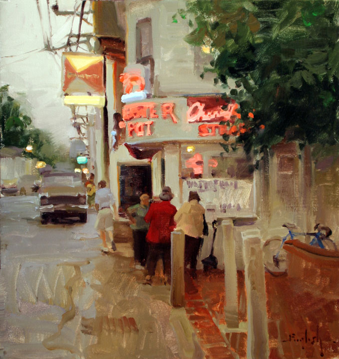 Kim English 1957 - American Plein-Air painter - Tutt'Art@ (18)