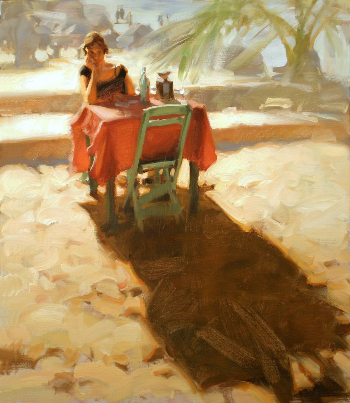 Kim English 1957 - American Plein-Air painter - Tutt'Art@ (19)