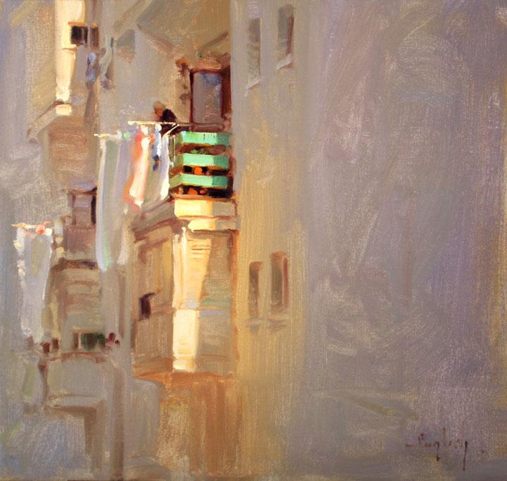 Kim English 1957 - American Plein-Air painter - Tutt'Art@ (22)