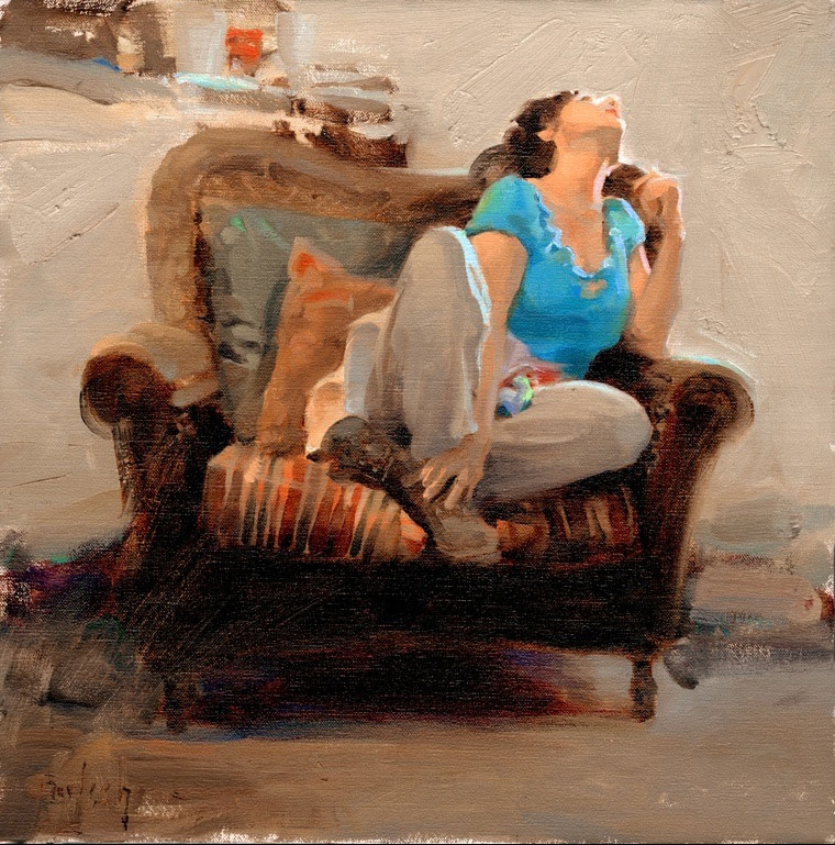 Kim English 1957 - American Plein-Air painter - Tutt'Art@ (25)