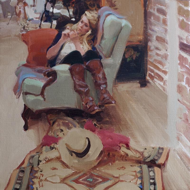 Kim English 1957 - American Plein-Air painter - Tutt'Art@ (30)