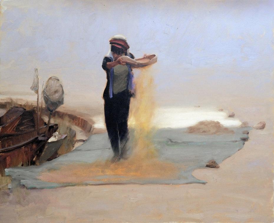 Kim English 1957 - American Plein-Air painter - Tutt'Art@ (39)