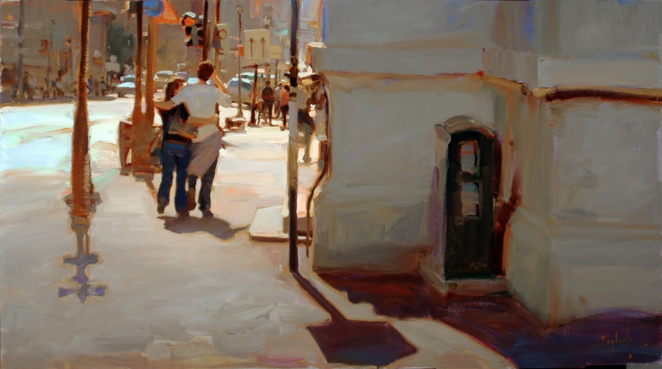Kim English 1957 - American Plein-Air painter - Tutt'Art@ (42)