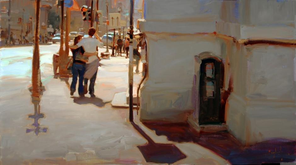 Kim English 1957 - American Plein-Air painter - Tutt'Art@ (42)