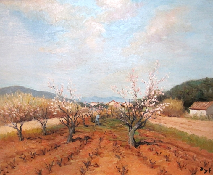 Marcel Dyf 1899-1985 - French  Impressionist Painter - Lamdscapes - Tutt'Art@ (11)