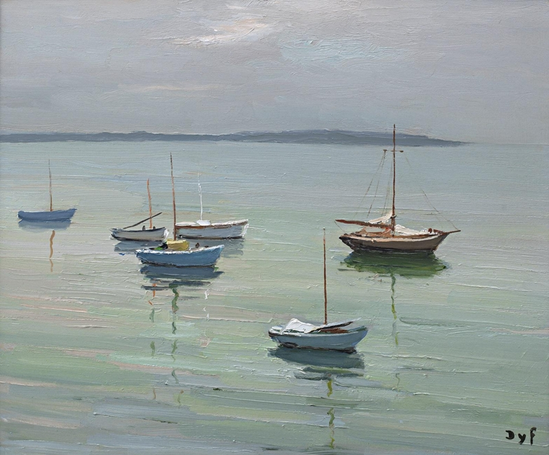 Marcel Dyf 1899-1985 - French  Impressionist Painter - Lamdscapes - Tutt'Art@ (13)