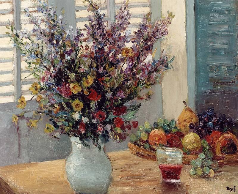 Marcel Dyf 1899-1985 - French  Impressionist Painter - Still Life - Tutt'Art@ (13)