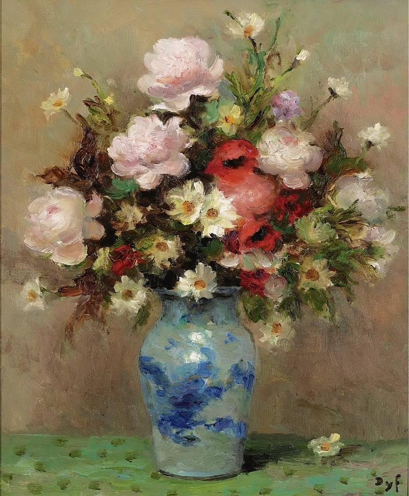 Marcel Dyf 1899-1985 - French  Impressionist Painter - Still Life - Tutt'Art@ (19)