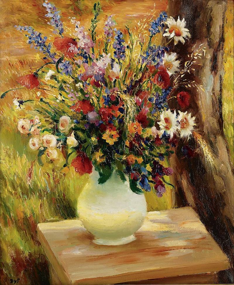 Marcel Dyf 1899-1985 - French  Impressionist Painter - Still Life - Tutt'Art@ (21)