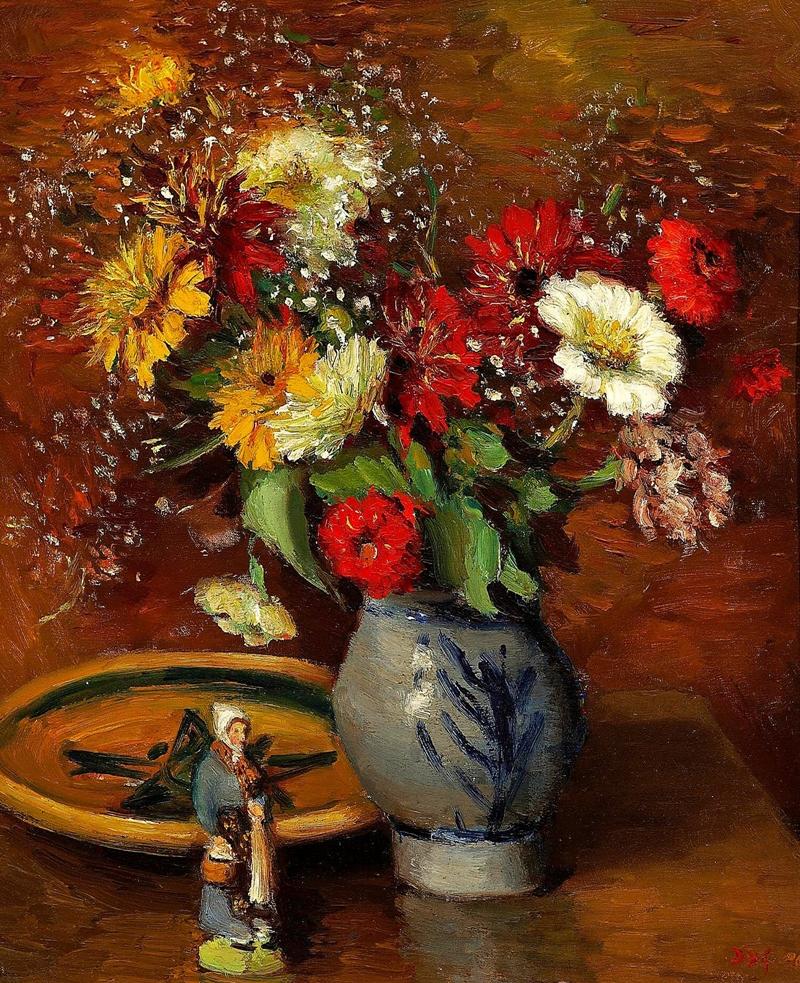 Marcel Dyf 1899-1985 - French  Impressionist Painter - Still Life - Tutt'Art@ (23)