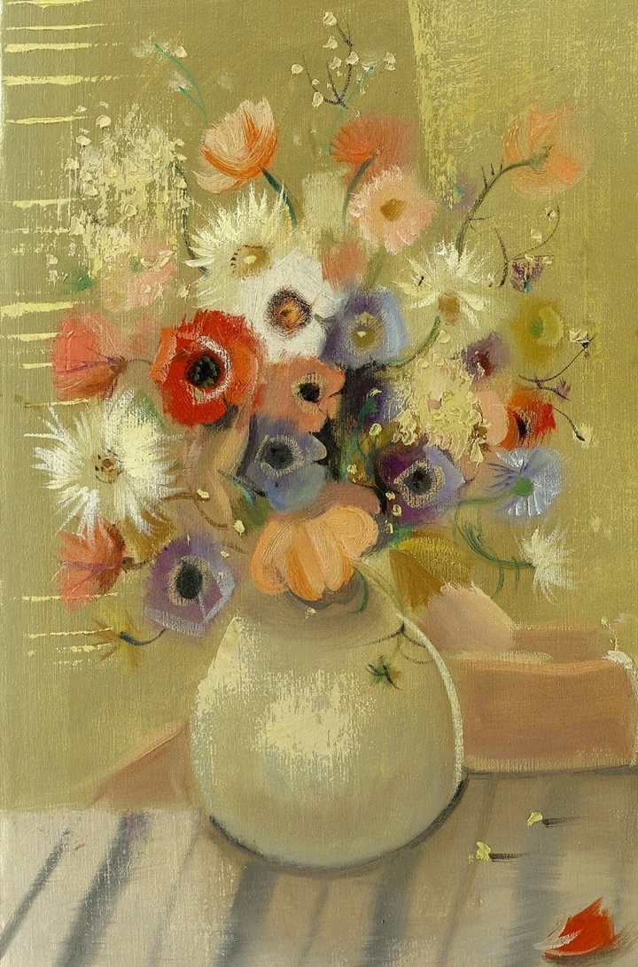Marcel Dyf 1899-1985 - French  Impressionist Painter - Still Life - Tutt'Art@