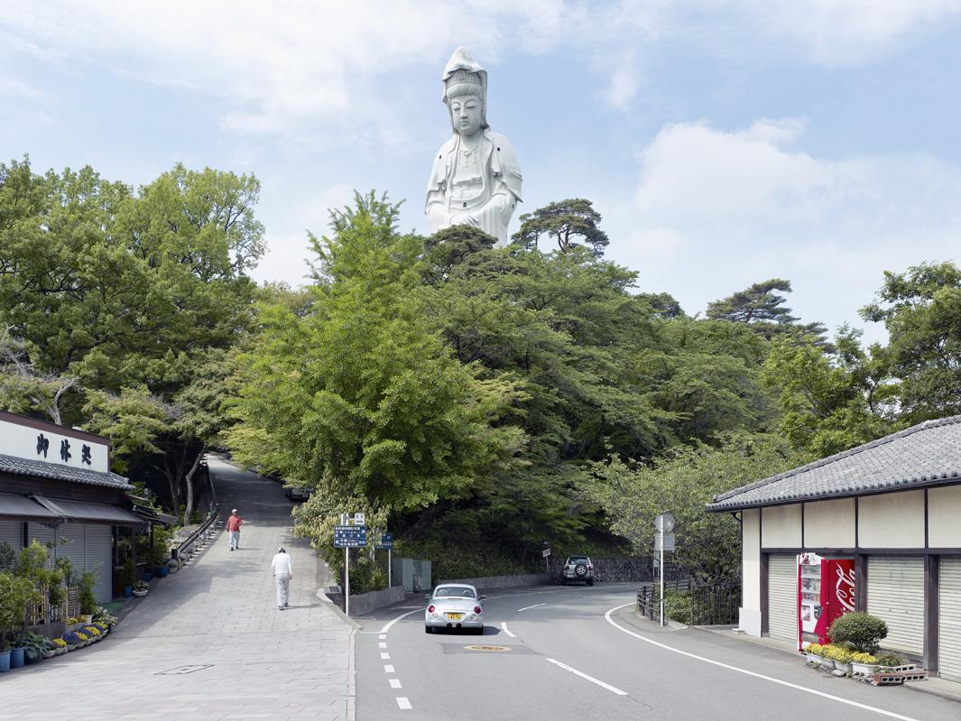 Grand Byakue, Takazaki, Japan, 137 ft, built in 1936