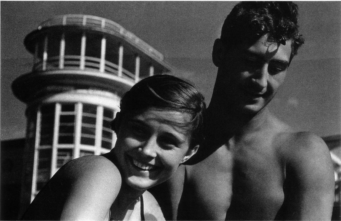 Молодость. 1937. Фото Б. Игнатовича