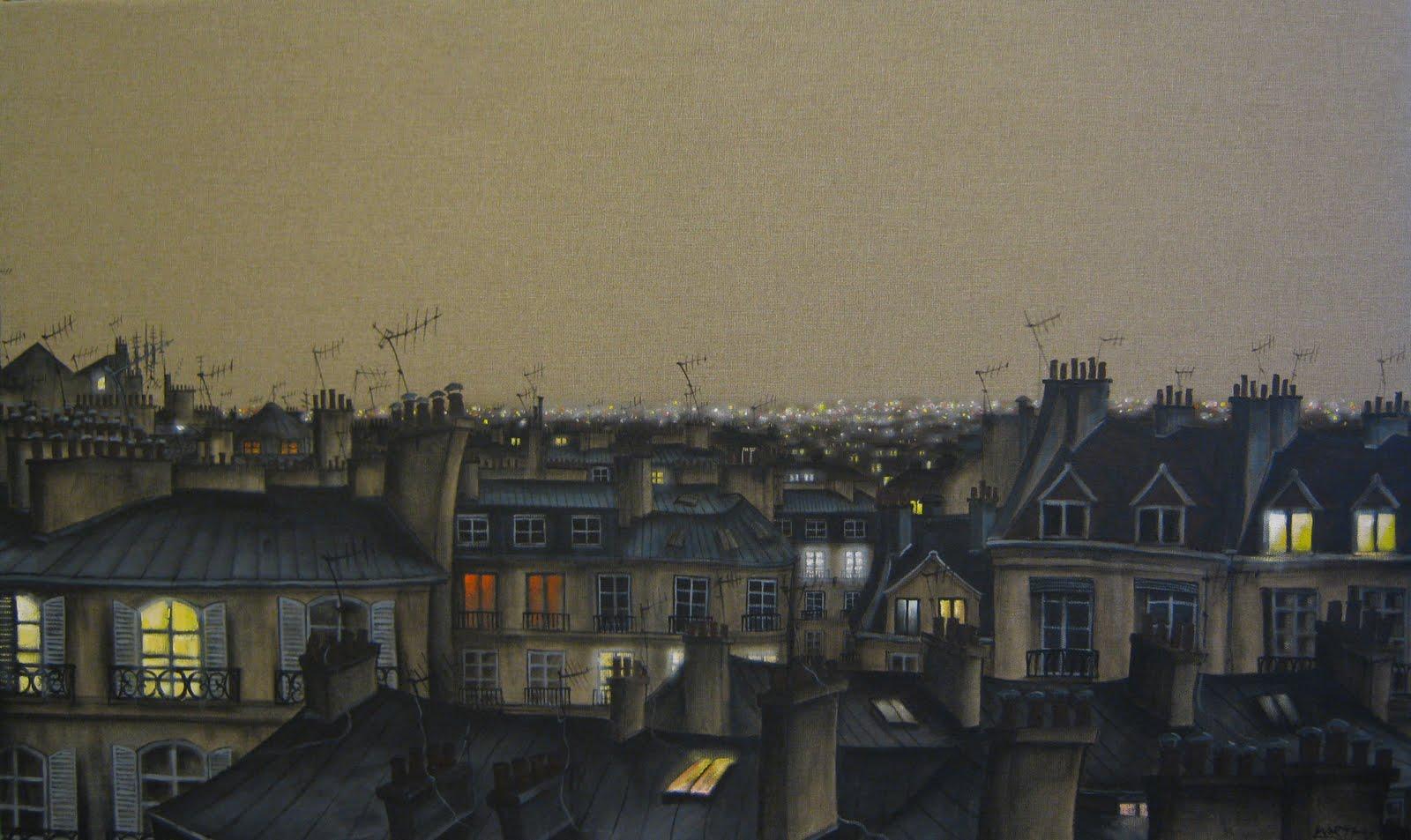 Paris at night #3