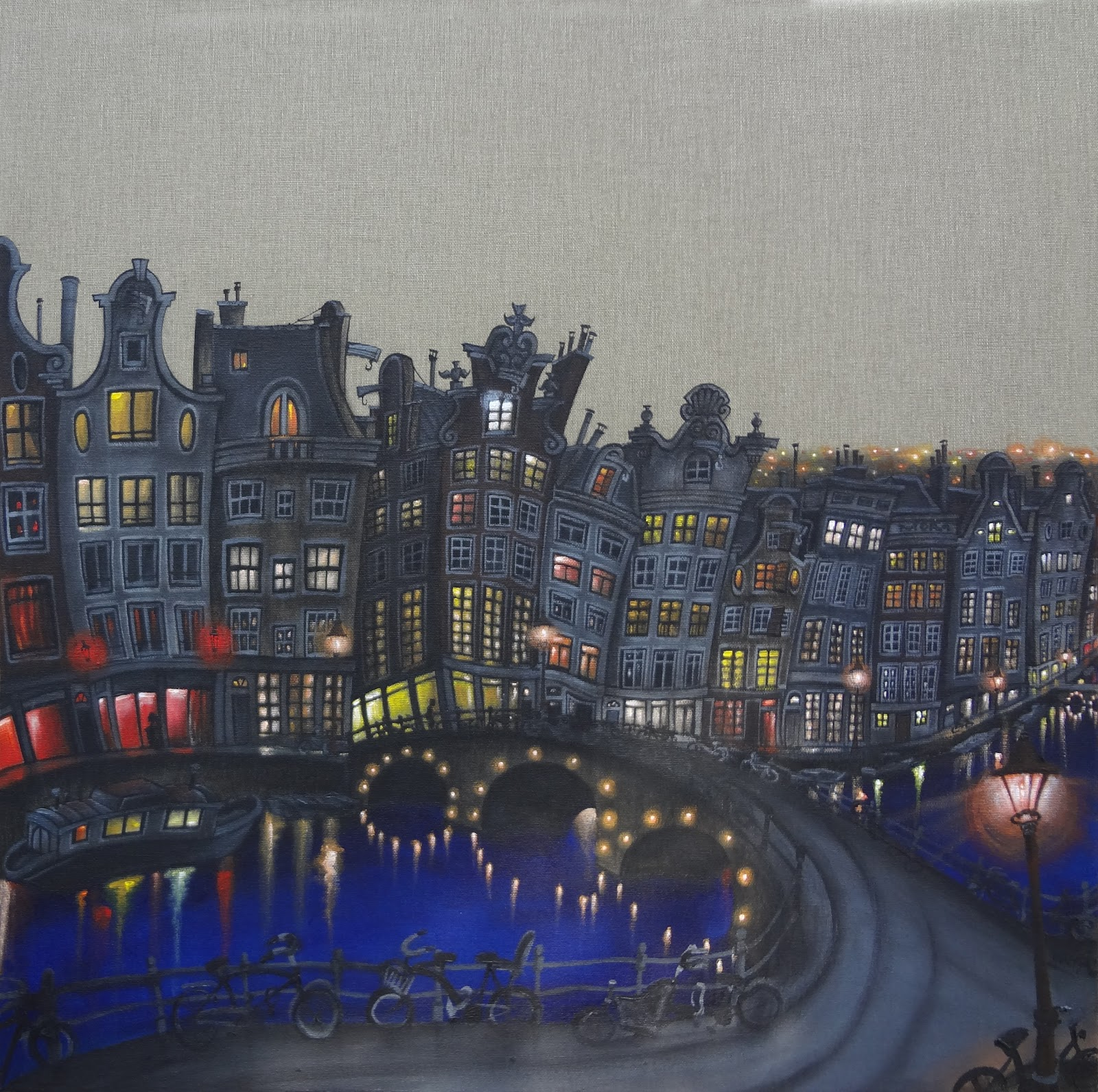 Amsterdam at night #2