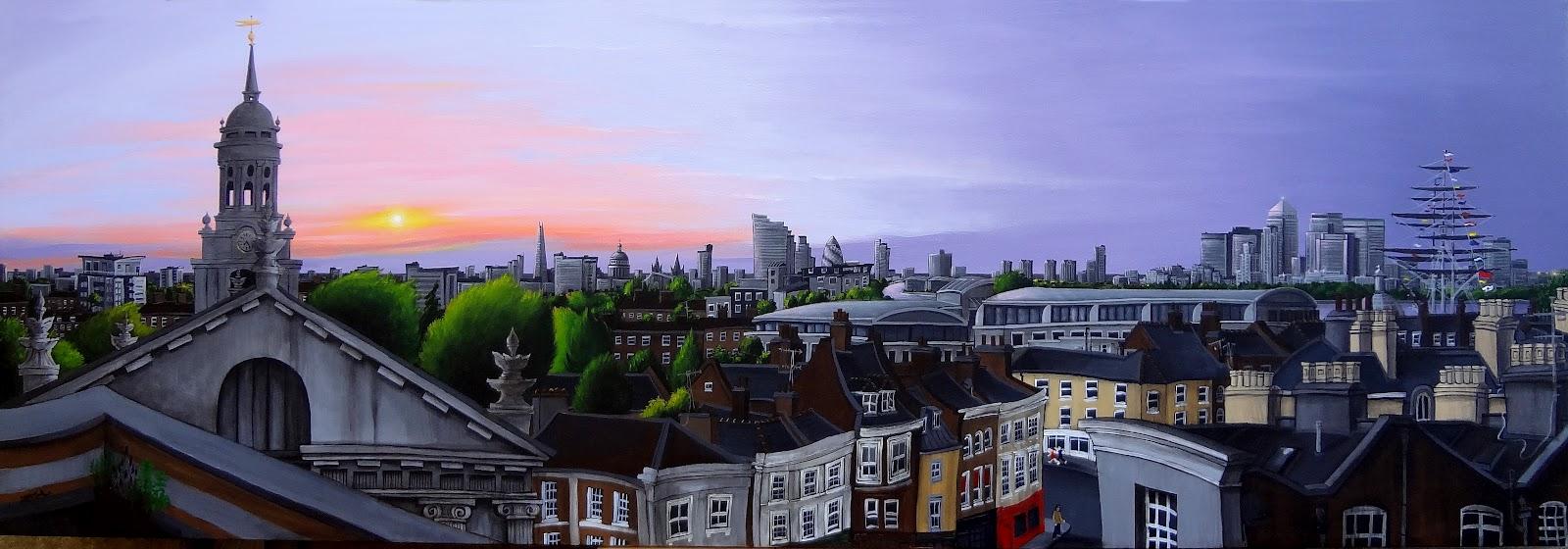 Greenwich Panorama part1