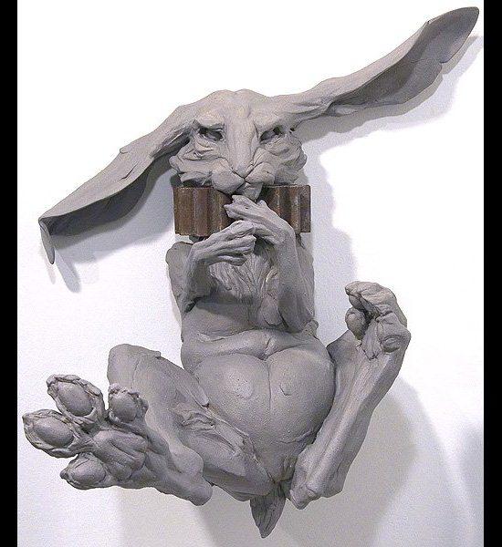 скульптура-длинные-картинки-Искусство-143125