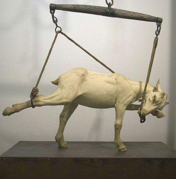 скульптура-длинные-картинки-Искусство-143127