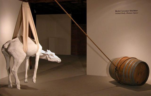 скульптура-длинные-картинки-Искусство-143129