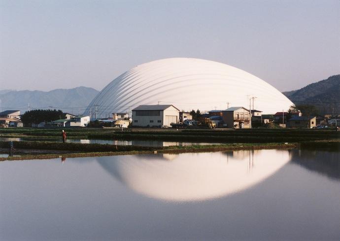 Дом для всех, Акита, Япония. 1993-1997