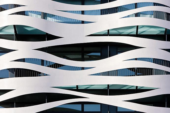 Жилой комплекс Suites Avenue, Барселона