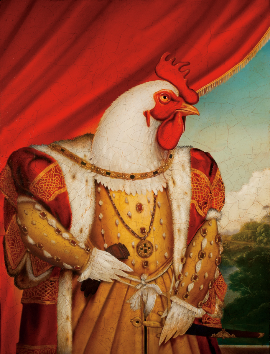 chicken-king