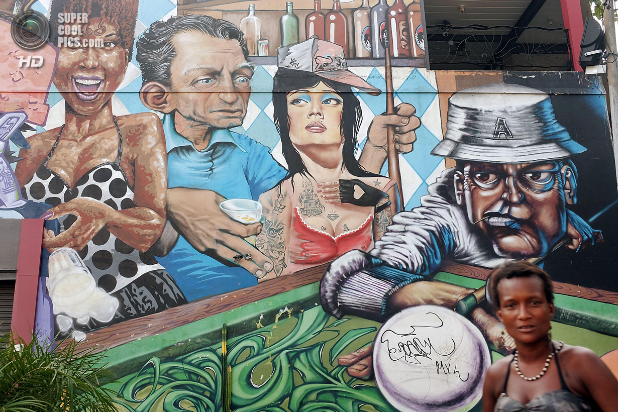New Law Signed By Rio's Mayor Makes Graffiti Legal In Designated Public Spaces