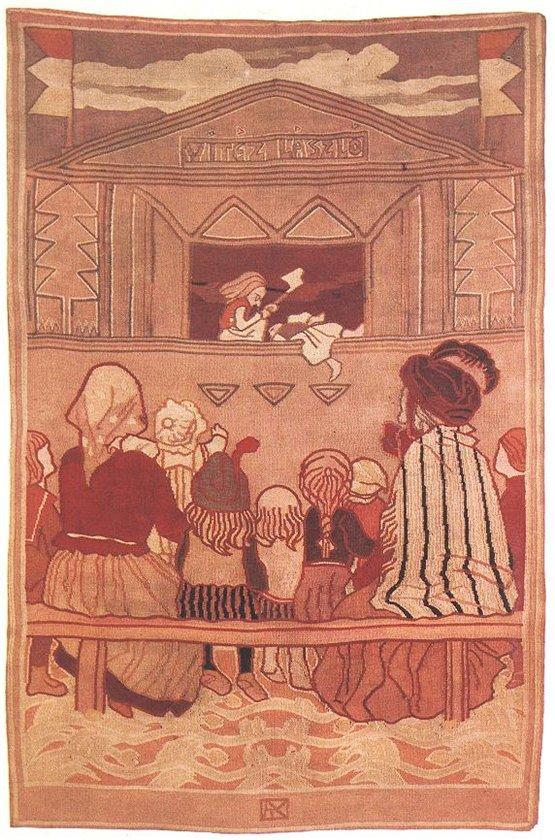 Аладар Кёресфой — Криш Кукольный театр 1907