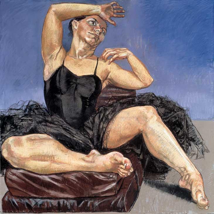 Танец страуса. 1995