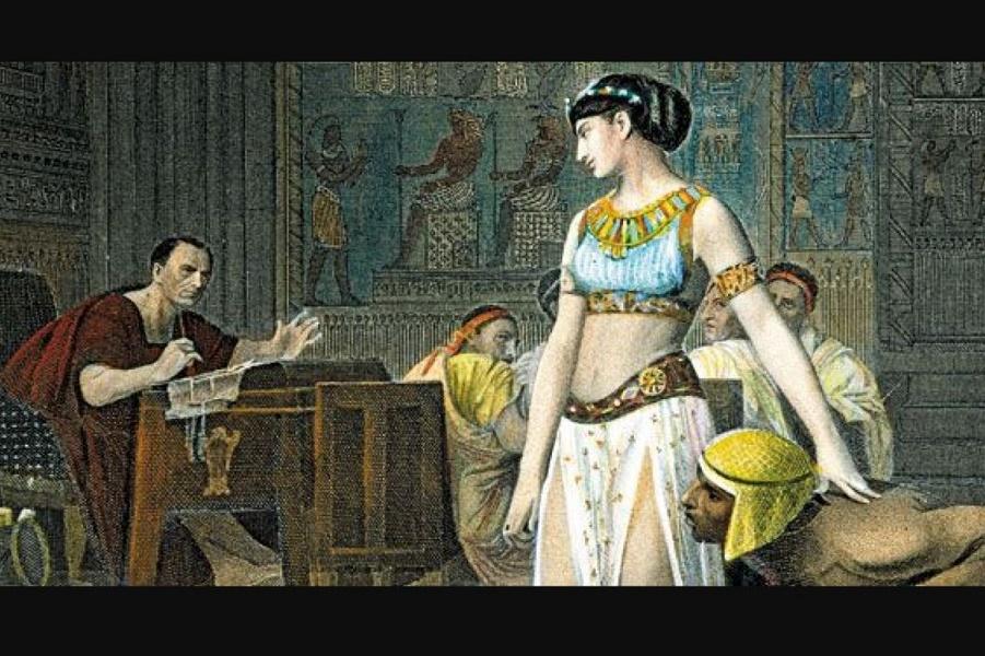 Клеопатра – секс и смерть, и рок