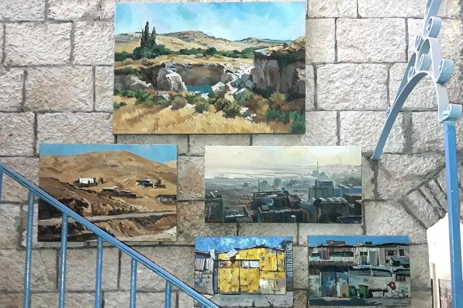 Необычная галерея Иерусалима