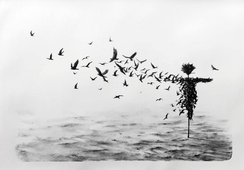 Pejac – известный испанский художник удивил, искусства, рисунков, классическое, персональной, всплывающей, самодельной, предстоящей, объявив, попкультуруПеджак, искусство, знает, Париже, прекрасно, концепцияхОн, эффективных, оригинальных, художников, испанских, большинству