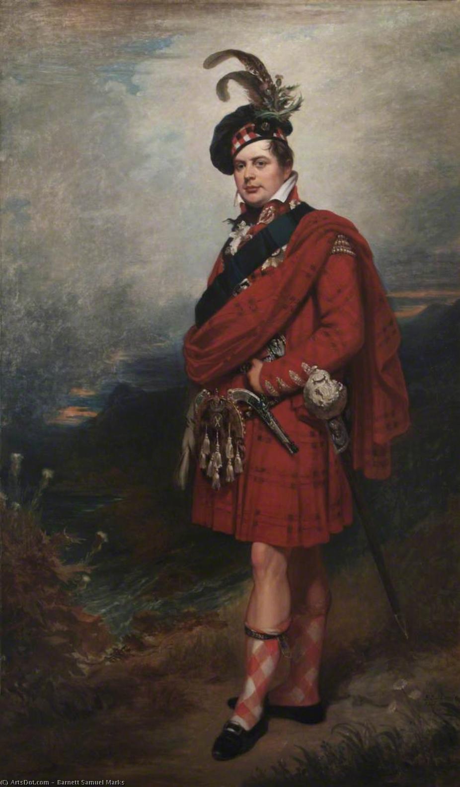 Свадебный подарок королевы Гарри и его невесте: титулы, которые не Barnett-samuel-marks-hrh-augustus-frederick-1773-1843-duke-of-sussex.Jpg