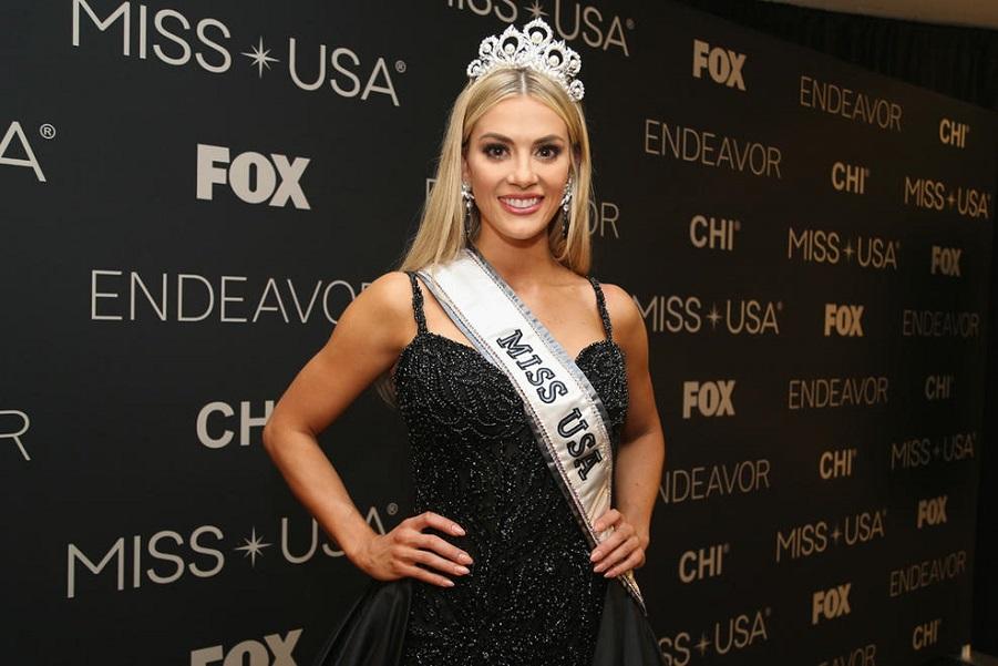 Мисс США из Небраски