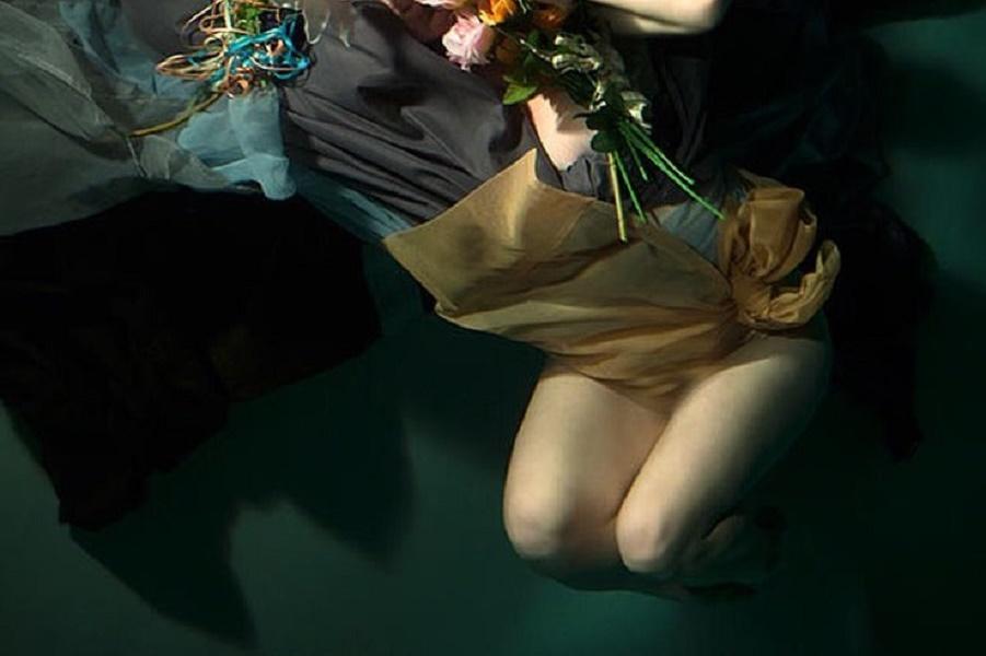 Фантастические подводные фотографии в стиле барокко