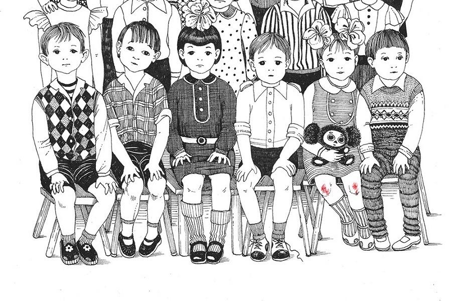 Детство и лето в иллюстрациях Светы Дорошевой