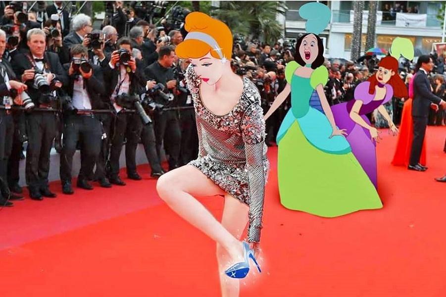Знаменитости сегодня: принцессы Диснея в центре внимания