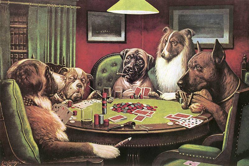 Почему картина «Друг в беде» пережила 100 лет и переживет еще столько же Кулидж, картин, Кулиджа, собак, только, серию, «Dogs, Playing, Poker», когда, Женат, картины, покер, собаках, людей, всегда, Картины, играющих, сегодня, игроков