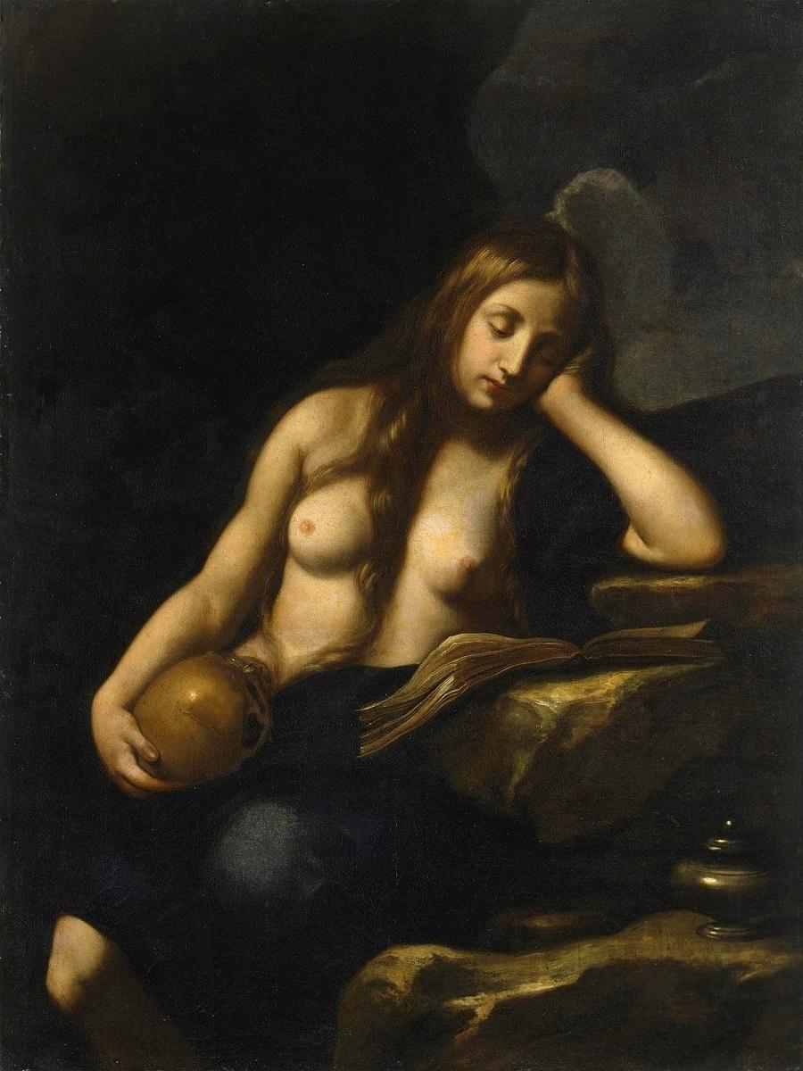 Святая Мария Магдалина (Saint Mary Magdalen)_132 х 100_х.,м._Санкт-Петербург, Эрмитаж.jpg