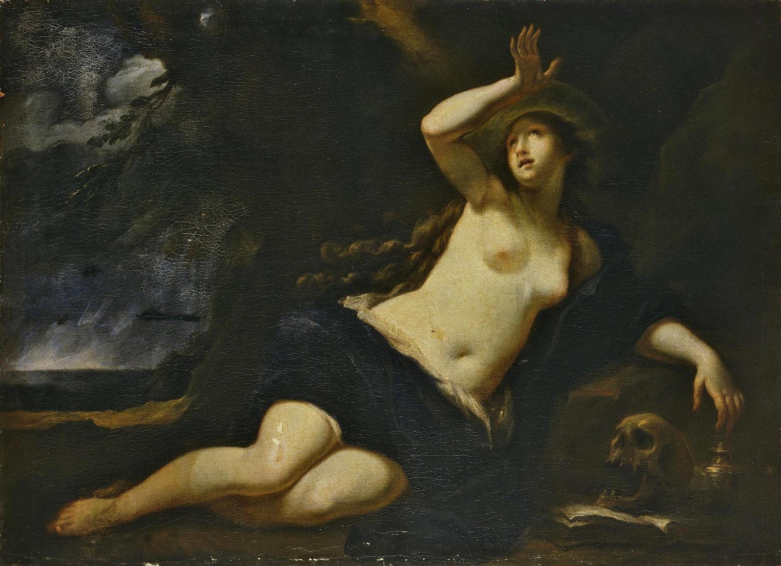 Святая Мария Магдалина (Saint Mary Magdalen)_ок.1642_124 х 172_х.,м._Санкт-Петербург, Эрмитаж.jpg