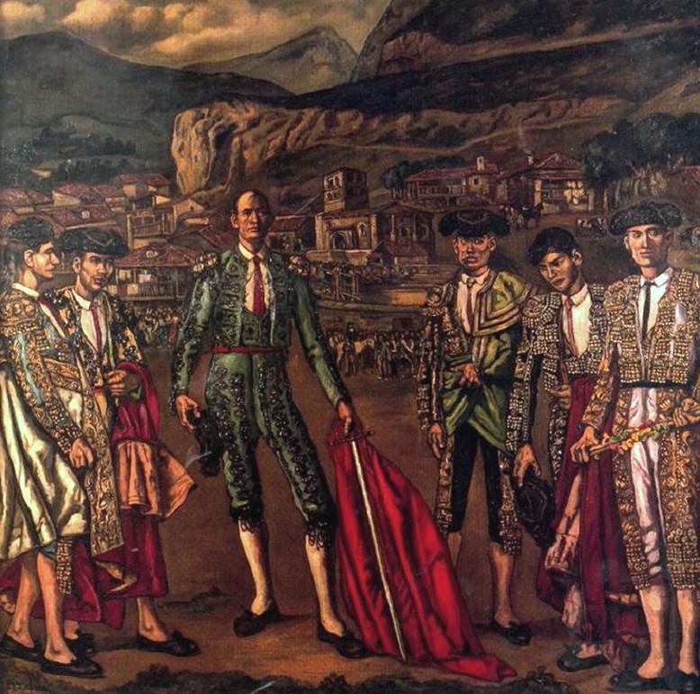 El Lechuga y su cuadrilla 1917.PNG
